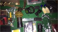 Box of Hunting/ Shooting Accessories