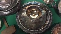 Silver Plate, Quadruple Plate, Aluminum & Copper