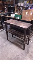 Small 2 Tier Work Bench