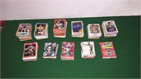 Assorted Sports Cards