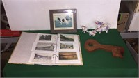 Vintage Post Cards, Salt & Pepper Shakers, Etc.