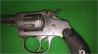 .22 Cal. H&R Model 1906 Revolver- 6 Round Cylinder
