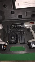 New- Craftsman 18v Cordless Drill, Flashlight,