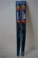 LOT OF 2 MICHELIN STEALTH WINDSHIELD WIPER