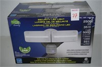 HOME ZONE MOTION ACTIVATED SECURITY LED