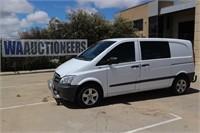 2012 Mercedes Benz Vito 110 CDI Van