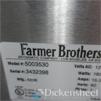 (2) Farmers Brothers 3 Selection Beverage