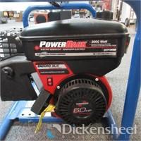 Power Back 3000 Watt Generator Model CGTP3000