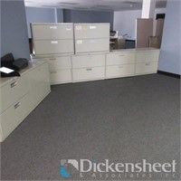 (8)- 2 Drawer Lateral Files