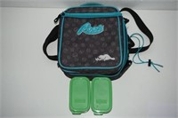 ROOTS INSULATED LUNCH BAG