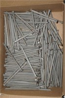 "LOT OF 6"" NAILS - APPROXIMATE 30LBS"