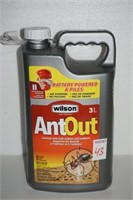 WILSON ANT OUT 3L