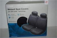 TOURING ITEMS TYPES WETSUIT SEAT COVERS WITH