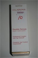 CLARINS PARIS DOUBLE SERUM COMPLETE AGE