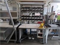CRANE AEROSPACE/WOODWORKING EQUIP-ONLINE ONLY