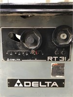 DELTA - RT31 10 Panel Table Saw