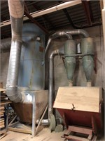 BELFAB 15HP Commercial Dust Collector