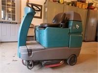 Ride On Floor Cleaner and Hardwood Floor Sander