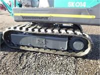 Kobelco SK014 Mini Excavator