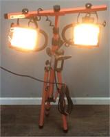 REGENT LIGHTING DUAL CONSTRUCTION LIGHTS
