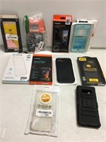 ASSORTED CELLPHONE CASES