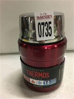THERMOS 470ML FOOD CONTAINER