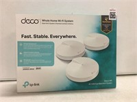 DECO WHOLE HOME WIFI SYSTEM