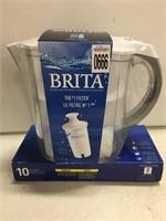 BRITA 10 CUP CAPACITY