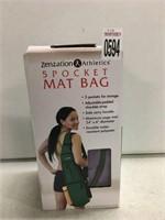 5 POCKET MAT BAG
