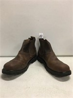 SKECHERS MENS BOOTS SIZE 10 (USED)