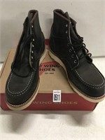RED WING SHOES SZ 10