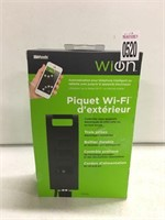 WOODS WION OUTDOOR WIFI YARD STAKE