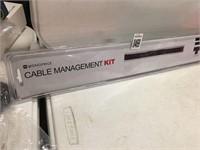 CABLE MANAGEMENT KIT