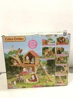 CALICO CRITTERS TREE HOUSE TOY