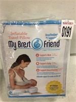 MY BREST FRIEND INFLATABLE TRAVEL PILLOW