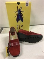 FLY WOMENS SHOES, SIZE 37