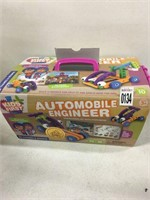 KIDS FIRST AUTOMOBILE ENGINEER AGES 3+