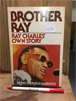 BOOK - BROTHER RAY