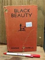 BOOK - BLACK BEAUTY