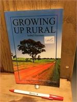 BOOK - GROWING UP RURAL