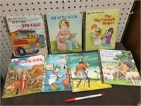 GROUP CHILDRENS BOOKS