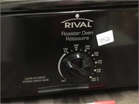 RIVAL ROASTER OVEN