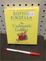 BOOK - THE UNDOMESTIC GODDESS