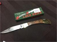 NEW LOCK KNIFE