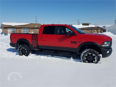 2017 Dodge Ram 2500 At Auctiontime