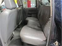 2008 DODGE RAM ST 2500 QUAD CAB 4X4