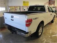 2010 FORD F150 XLT EXT CAB 4X4