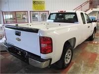 2010 CHEVY SILVERADO 1500 EXT CAB 4X2