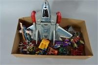 Toys, Comics, Barbie, Action Figures & GI Joe!
