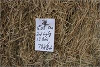 Hay, Bedding, Firewood d#2 (01/09/2019)